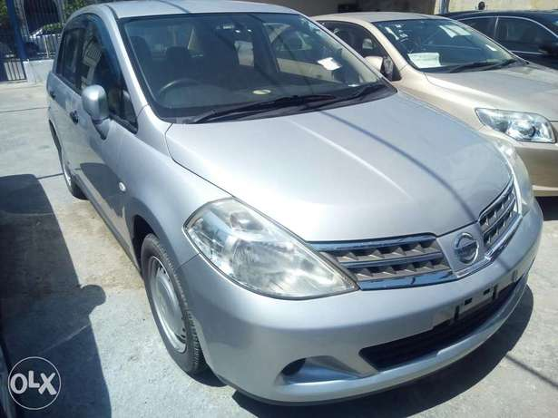 Nissan Tiida latio Arrived now model 2010 Mombasa Island - image 2