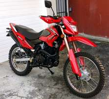 Bashan 250cc dual sport motorcycle for sale
