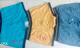 Men Boxers*New**KSh1000 for 3 Pieces ***