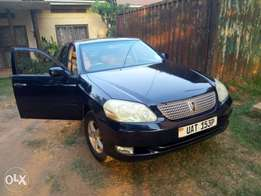 Toyota mark 2 grande.quick sell