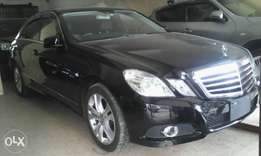 Mercedes Benz E350 blue efficiency cgi loaded, leather interior