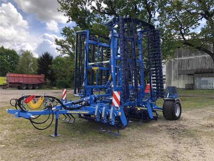 Farmet Kompaktomat K 700 Ps Neuwertig - 2019