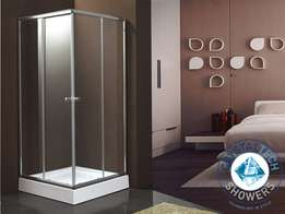 2 x Second hand shower enclosure for sale