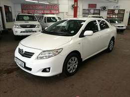 2009 Toyota Corolla 1.6 Professional,only 149000km, FSH, A/C
