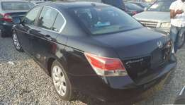 Cleanest Honda Accord 2008 First Body V4 Cleaner Than Toks Awoof Hurry