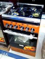 A brand new Nexus 4 burner oven gas cooker for sale