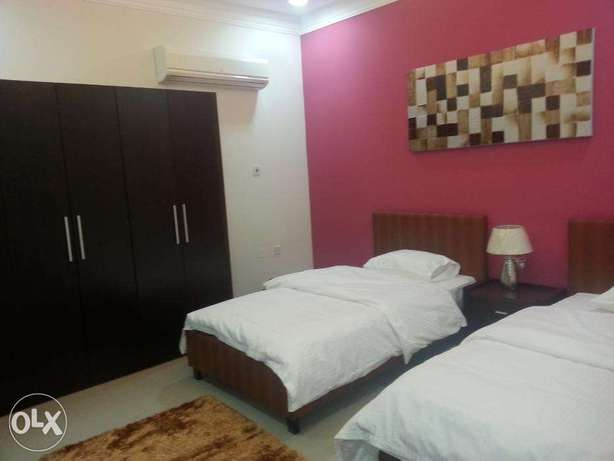 3BHK Flat in Al-kheesa fully furnished Inclusive all with month free الدحيل -  2