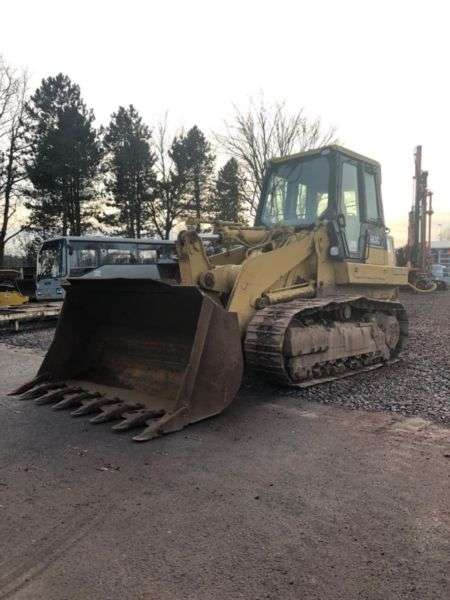 Caterpillar 963c ** Bj 2000/14000h ** - 2000 - image 2