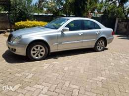 Mercedes E200 Compressor, Manual Gearbox in Mint condtion, 1800CC