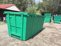4 Approve Mini skips Bins and Trailer For R50000