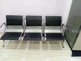 Stylish airport chair