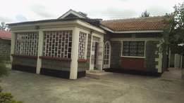 3 br to let in ngong ,kiserian rd