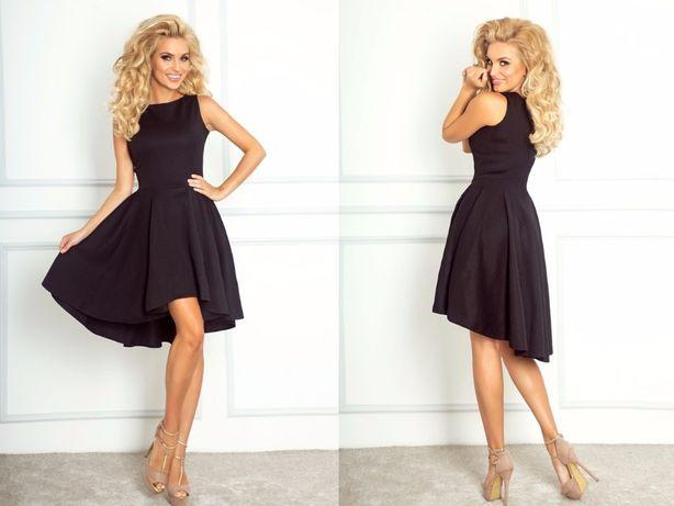 ac794bf1ff NOWA ekskluzywna sukienka z dłuższym tyłem - rozm. M