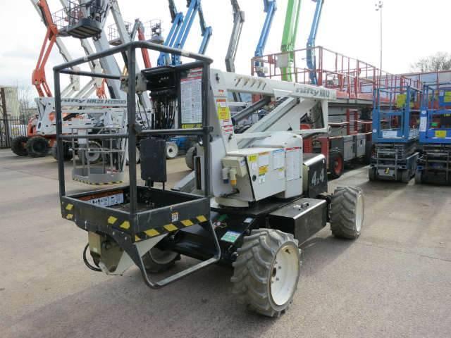Niftylift Hr12 De 4x4 - 2012