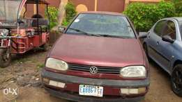 1999 golf 3 for sale cheap