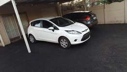 URGENT SALE ford fiesta 2012 or swop for ford figo with R25k ontop