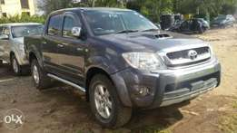 Toyota Hilux Double Just Arrived Fully loaded