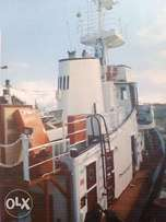 Offshore supply/tug vessel and barge to rent in Lagos, Warri and Port