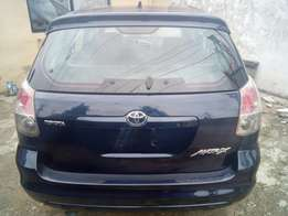 Super clean Toyota matrix 2006 model Lagos cleared