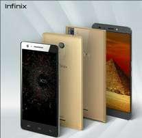 Infinix Hot 4 sealed 8999/- free glass protector 1 year warranty