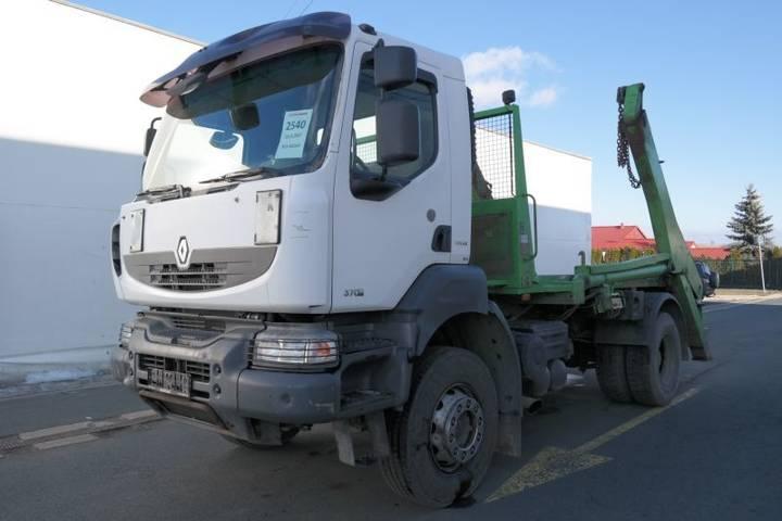 Renault ramenový nosič kontejnerů EURO 4 - 2007