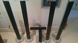 Philips home theater saround speakers for sale