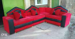 Wall to wall sofa