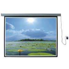 Electric Wall-Mount Projection Screens for SALE!Diff sizes available Nairobi CBD - image 1