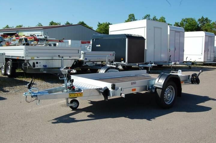 Vezeko HUSKY F 08.25 Silber - Absenker 250x125cm 750 kg