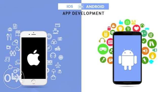 we design and develop IOS and android applications, mobile apps