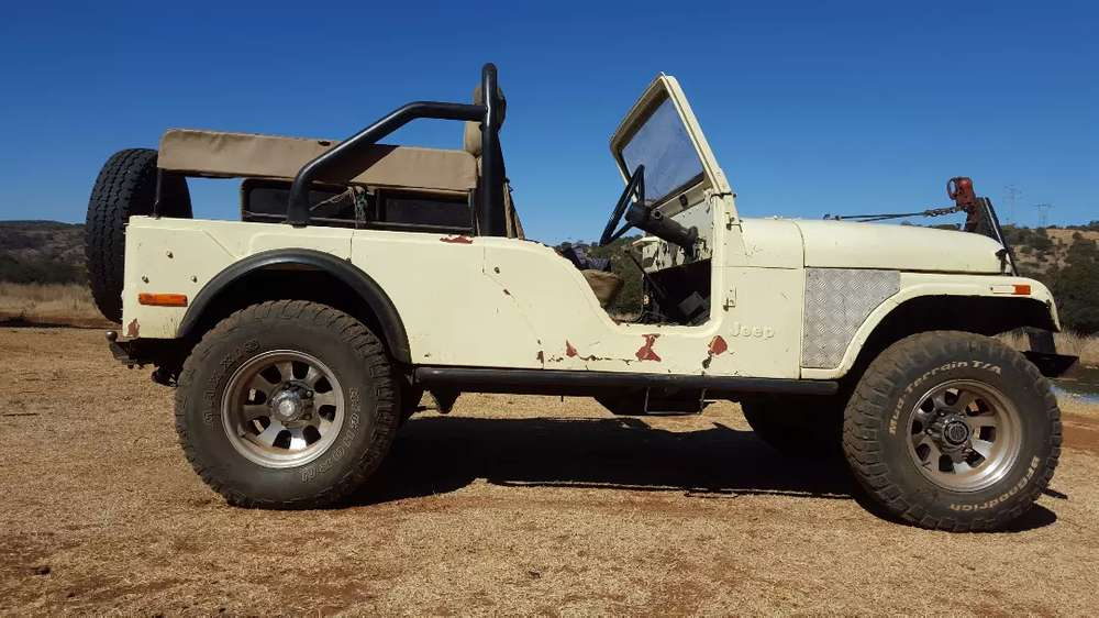 Willys Jeep For Sale >> Good Cj 6 Willys Jeep For Sale