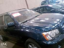 Very clean 2006 Toyota Highlander for sale