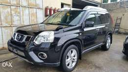 Nissan Xtrail with hyperoof KCN number 2010 model loaded with alloy