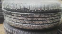 235/65/17 Michelin tyres, 25,000