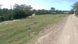3/4 acre land for sale in Rhonda,Nakuru