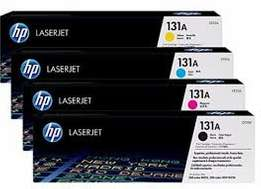 Genuine ink and toner cartridges for cash