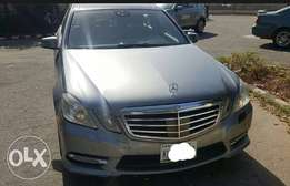 SHARP 2010 Mercedes Benz E350 with Panamoric roof up for grabs