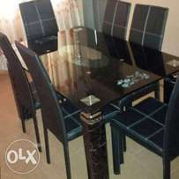 Complete 6-Sitter Dining Table Set