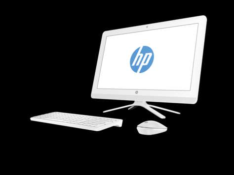 HP All-in-one PC Desktop Nairobi CBD - image 1