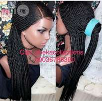 I sell braided wigs for wholesale price which is affordable
