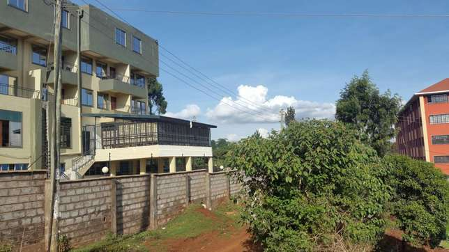50by100 plot in Kikuyu Thogoto near southern bypass selling at 3.8m Kikuyu T-Ship - image 4