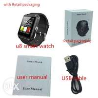 Smart watch for Samsung s5 s6 HTC Huawei LG Xiaomi Android Phone