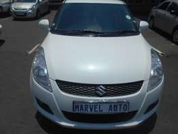 2011 Suzuki Swift 1.4 Gls For R90000