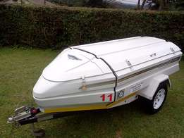Luggage Trailers for Hire - R 120 per Day