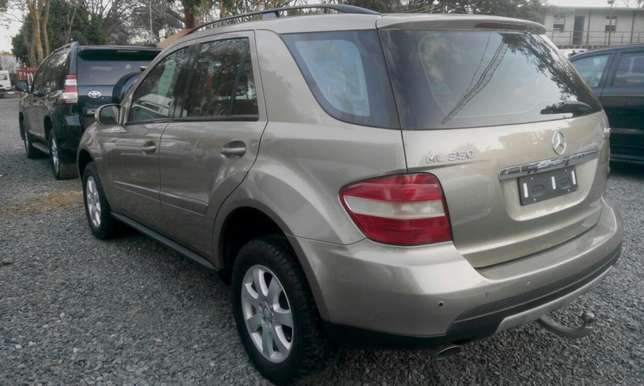 Mercedes Ml350 4matic Hurlingham - image 4