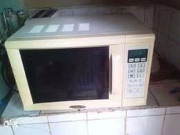 Microwave is Waving You To Buy Her Now