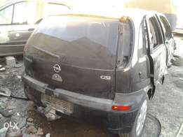 Opel corsa gsi breaking for spare .