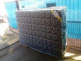 Double Bed Base and Matrass