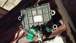Actros mp1 ecu and ignition
