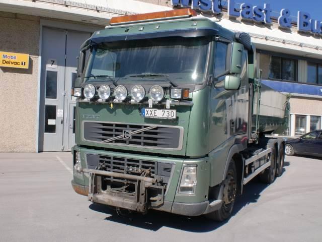 Volvo Fh16 Tipp/plog - 2006